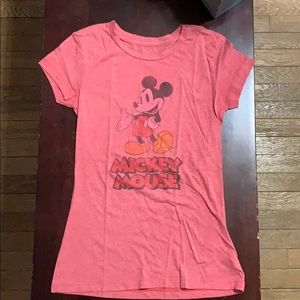 Disney Couture Mickey Mouse Shirt